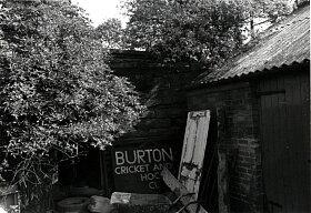 Black and white photographs of Burton Bridge  © Staffordshire County Council